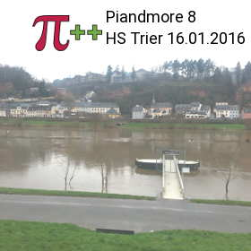 Piandmore 8 in Trier HS